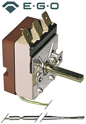 Küppersbusch Thermostat Typ 55.13229.030 für Dampfgarer