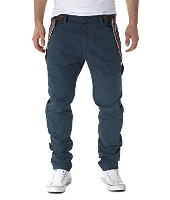 Selected Homme Herren Hosen / Jean by Selected Jeans H/M 2012 Star MOD 6931 blau D.G