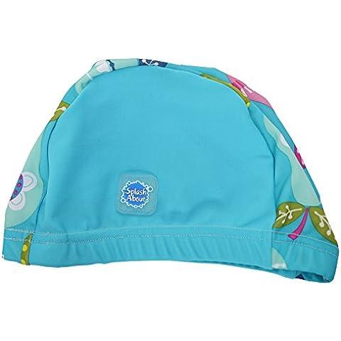 Splash About - Gorro de natación para niños, diseño de marinero, 0-18meses, Infantil, color Tutti Frutti, tamaño 18 meses