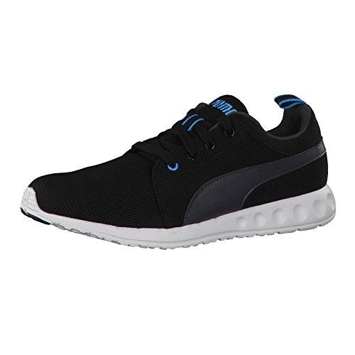Puma Unisex-Erwachsene Carson Runner Laufschuhe Schwarz (Black/Asphalt)