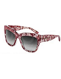Gafas de Sol Dolce & Gabbana DG4231 ALMOND FLOWERS RED LACE - GREY GRADIENT