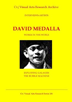 David Medalla: Works in the World (Cv/Visual Arts Research Book 106) by [James, Nicholas]