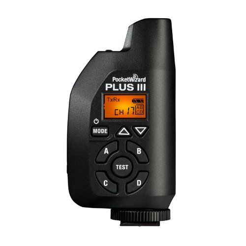 PocketWizard Plus III Transceiver Pocket Wizard Plus Iii