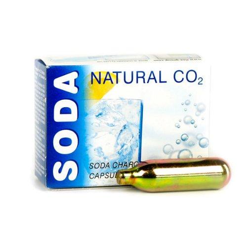 Liss - Cartucce CO2 per sifone da
