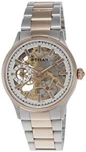 Titan Automatic Analog Multi-color Dial Men's Watch - NC9367KM01J