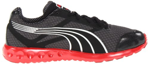 Puma Faas 400 Scarpa da corsa Dark Shadow/Black/Red