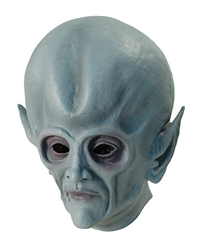 Halloween Alien Fancy Dress Mask (máscara/ careta)