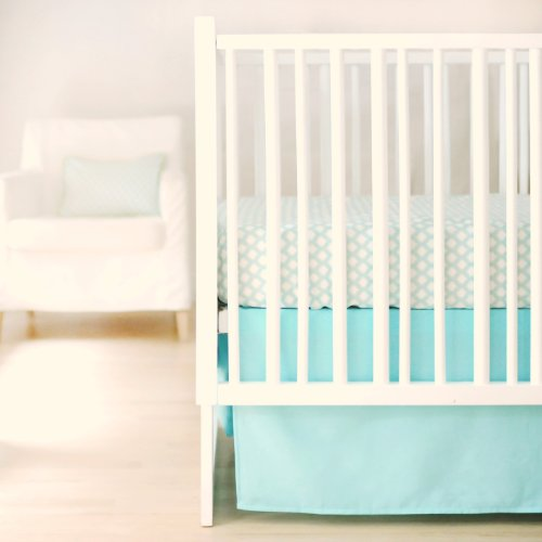 New Arrivals Sweet and Simple Crib Bedding