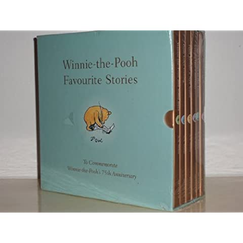 Winnie-the-Pooh Favourite Stories Box Set - to Commemorate 75th Anniversary