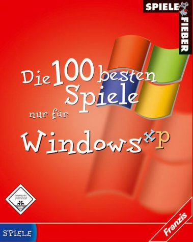 100 Spiele nur für Windows XP