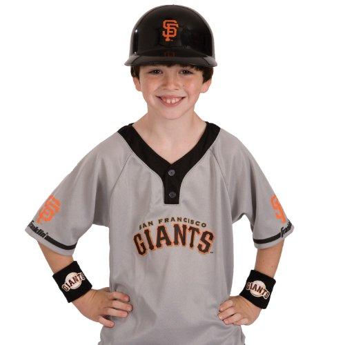 Franklin Sports MLB Youth Team Uniform Set, Kinder, San Francisco Giants (Baby Jersey Giants)