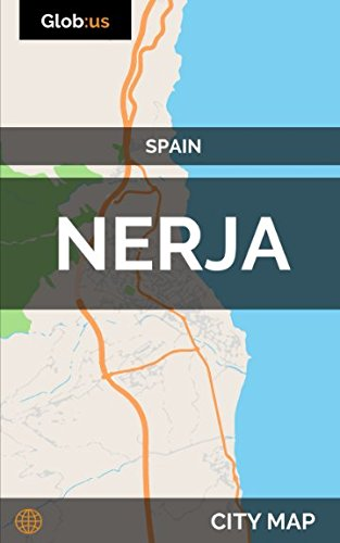 Nerja Spain City Map Amazoncouk Jason Patrick Bates