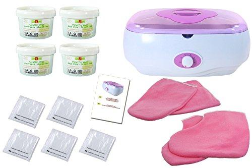 Set: parafina baño (Cera) XL, con accesorios,...