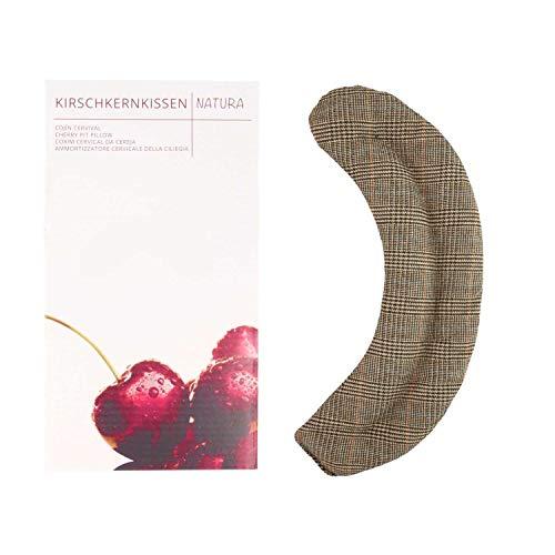Umoi, cuscino in noccioli di ciliegia per spalla e collo, con 500grammi di imbottitura