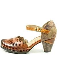 Manitu 920232 Sandalias para mujer  Zapatos de moda en línea Obtenga el mejor descuento de venta caliente-Descuento más grande