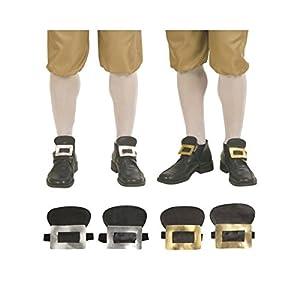 WIDMANN AC0130?Pendientes de Zapatos Oro o Plata Varios