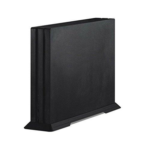 LeSB soporte vertical PS4 Pro para Playstation 4 Pro con una función de refrigeración respiraderos y antideslizantes pies 41YZZfaoB2L