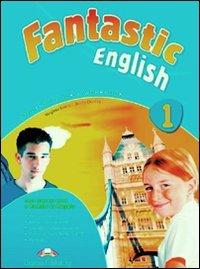 Fantastic english. Student's book-Workbook-Holiday book. Con e-book. Per la Scuola media. Con CD Audio. Con DVD-ROM: 1