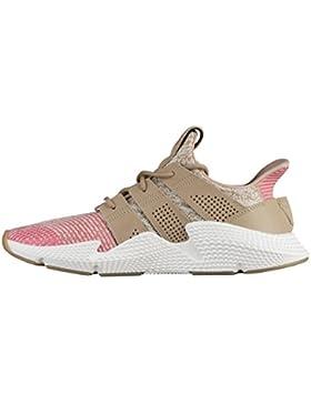 adidas Originals Prophere J Trace Khaki Textile Youth Trainers