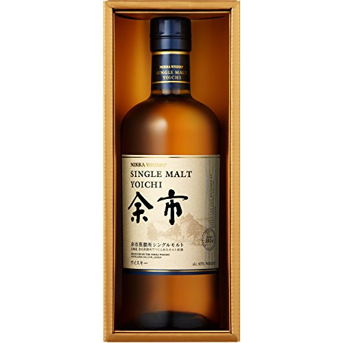 Nikka Whisky Yoichi Single Malt (1 x 0.7 l)
