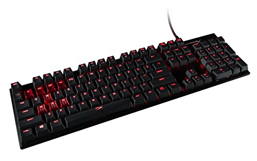 HyperX Alloy FPS Tastiera Meccanica per Il Gaming, QWERTY, Switch Cherry Blue