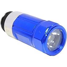 Max-Power B29885 Mini Torcia a LED con Attacco Accendisigari Auto