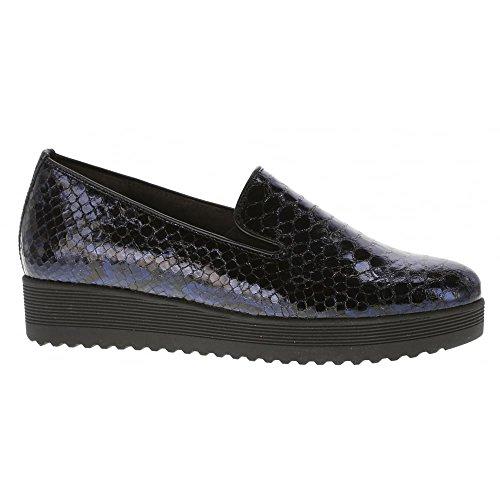Gabor Shoes Comfort Sport, Scarpe Stringate Donna Blu (66 Ocean)