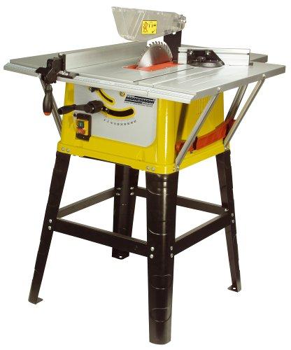 Produktabbildung von Mannesmann Tischkreissäge mit Gestell, 1500 W, M12853