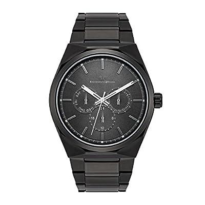 Rhodenwald & Söhne Reloj con movimiento cuarzo japonés Negro 42 mm de Rhodenwald & Söhne