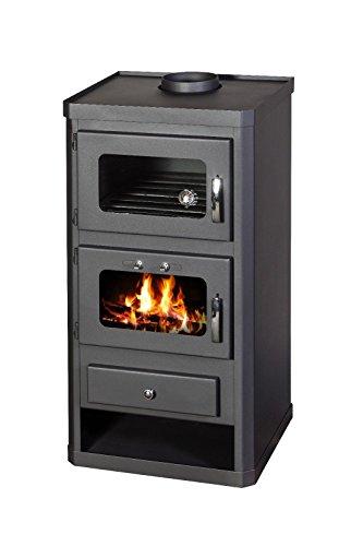 Estufa de leña horno cocina chimenea quemador de leña Combustible Sólido Norma...