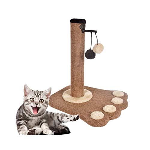 Yangyme Forniture per Animali Domestici Giocattolo da Arrampicata for Gatti