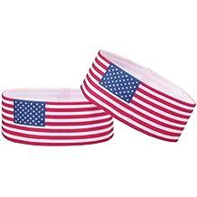 Fan-bracciali Fanlets USA - taglia S