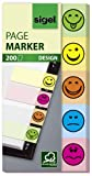 Sigel HN502 Haftmarker Design Smileys