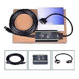 Paracity 6es7972–0Cb20–0X A0Câble pour S7–200/300/400adaptateur RS485Connexion/MPI/PPI PLC câble USB à PPI MPI 840d CNC
