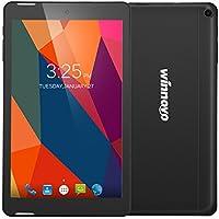 Tablet PC WiFi da 8 pollici Android 6.0,Winnovo M866 con 16GB ROM Quad Core Display 1280x800 IPS Touch Screen, Doppia Fotocamera, Batteria da 3500mAh, Bluetooth 4.0 e GPS (Nero)