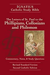 Philippians, Colossians and Philemon: Ignatius Study Bible by Scott Hahn (2005-12-01)