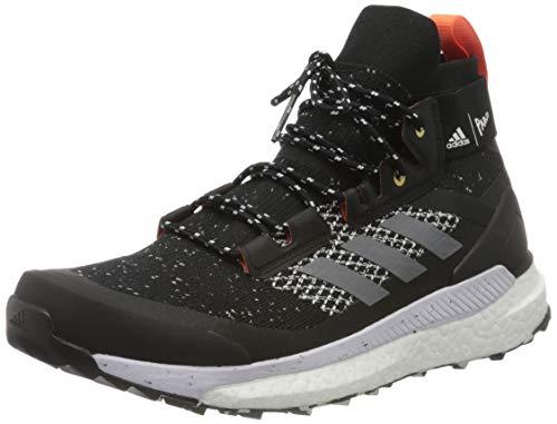 Adidas Terrex Free Hiker Parley, Zapatillas para Caminar para Hombre, CBLACK/GRETHR/BLUSPI, 49 1/3 EU...