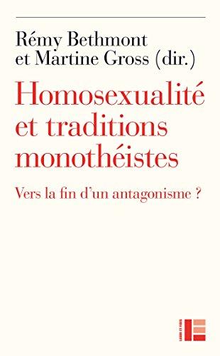 Homosexualité et traditions monothéistes