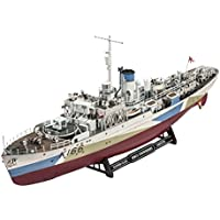 Revell 05132 – Maqueta de Flower Class Corvette, early en escala 1: 144