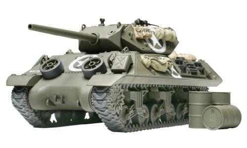 TAMIYA 300032519 - WWII US Jagdpanzer M10 Mittlere Produktion, Militär-Bausatz 1:48