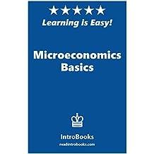 Microeconomics Basics (English Edition)