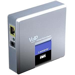 LINKSYS SPA-3000 Adaptateur téléphone analogique VOIP FXS FXO PSTN Débloqué