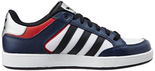 Low Adidas Top scarlet core collegiate Herren Black Blau Varial Navy FFqcErz