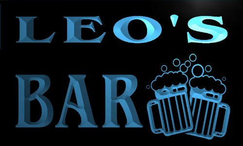 cartel-luminoso-w004296-b-leo-name-home-bar-pub-beer-mugs-cheers-neon-light-sign