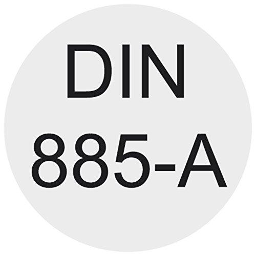 Forum Scheibenfräser DIN 885 A HSSCo8 80 x 6,0 mm