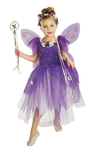 Plum Pixie - Childrens Fancy Dress Costume - Small - 117cm by (Kostüme Kinder Plum)