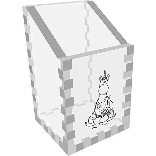 Mini-Yoga-Licorne-clair-pot--crayons-organiseur-de-bureau-DT00051984