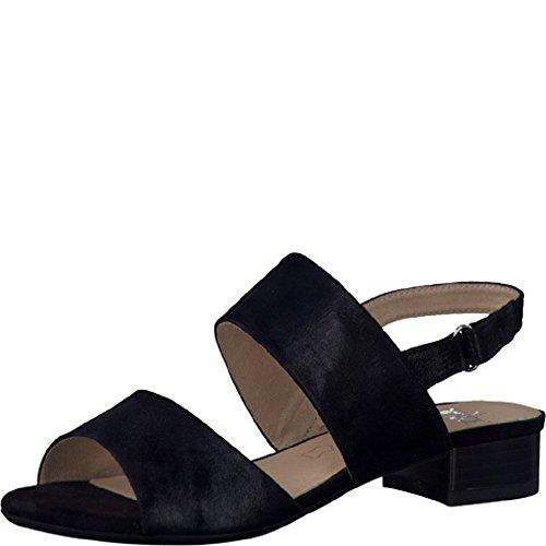 Caprice 9-9-28102-28 004, Sandali donna Nero