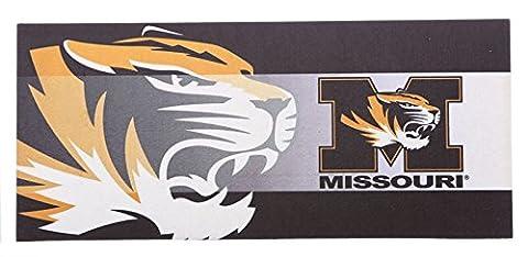 University Of Missouri Tigers Sassafras Dekorative Fußmatte Einsatz