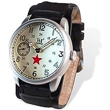 Reloj Wartime URSS Type 1 (Réplica histórica modelo Kirova aviación soviética ...